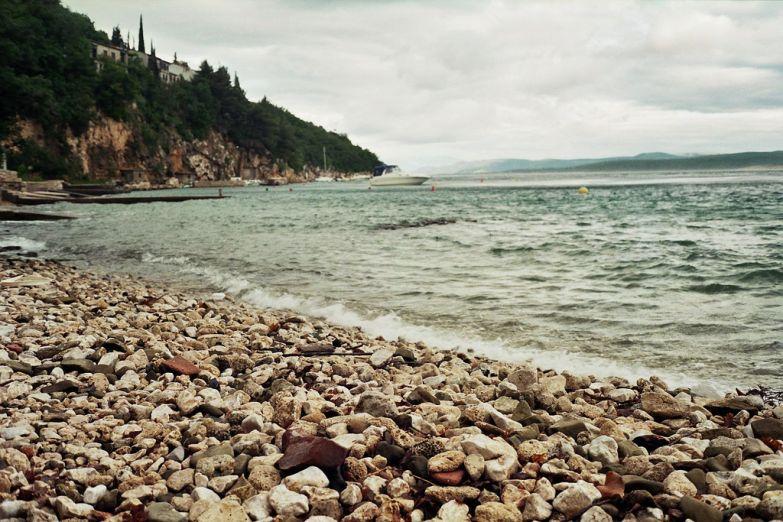 Курорт Цриквеница на острове Крк