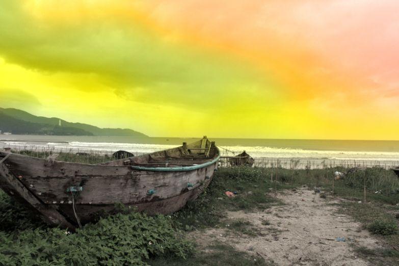 Рассвет над Данангом