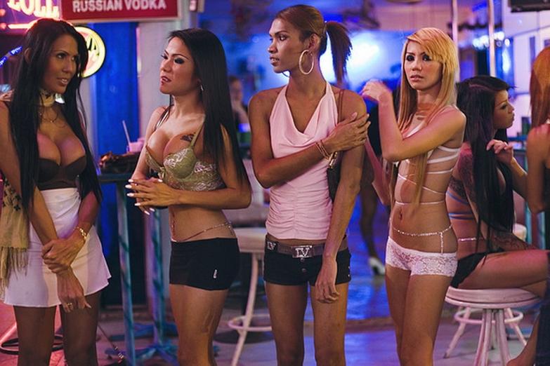 Паттайя - столица азиатского секс-туризма