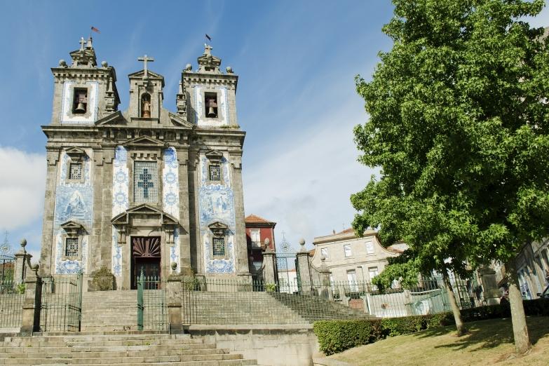 Церковь Святого Ильдефонса