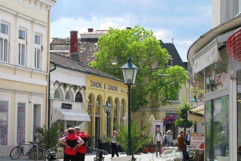 Улицы Бадена