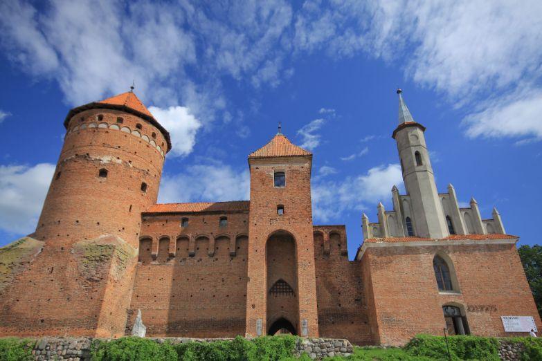 Замок в Решель