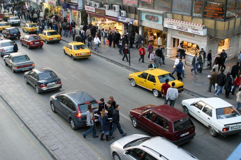 Улицы в Анкаре