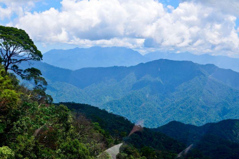 Горы во Вьетнаме