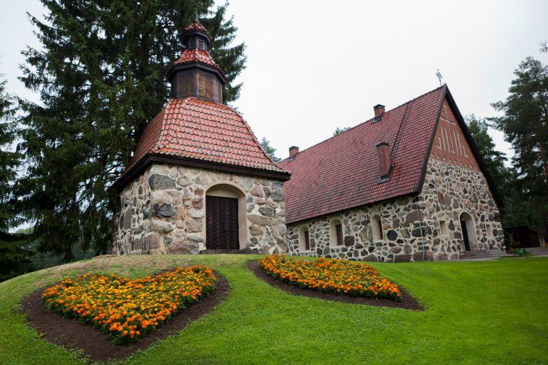 Церковь Aitolahti