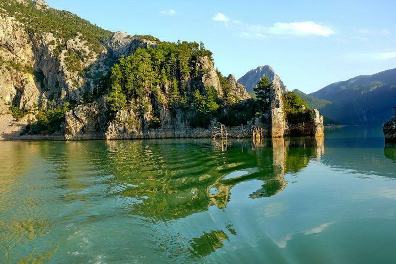 Озера рядом с Белеком