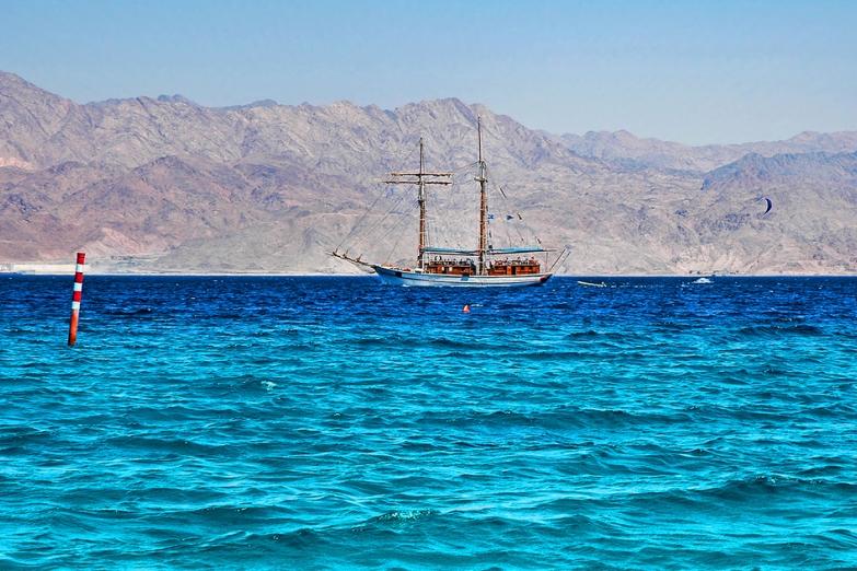 Красное море в Эйлате