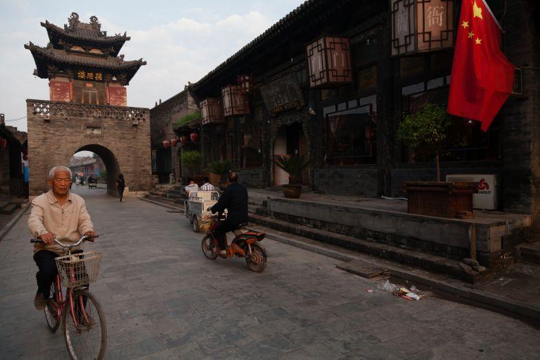 Традиционные кварталы - хутуны