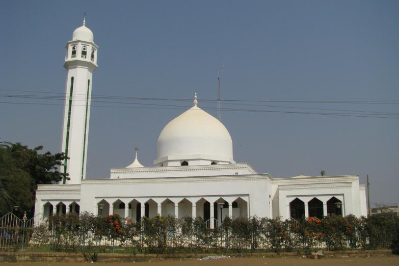 Мечеть в Лусаке