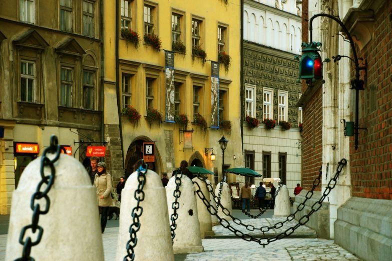 Улочки Кракова