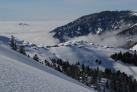 Зима в турецких горах