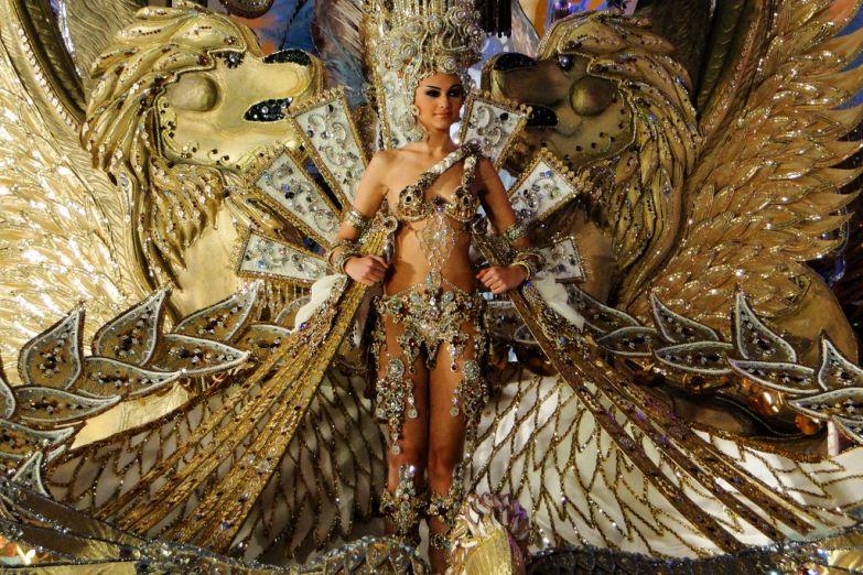 Февральский карнавал на Тенерифе