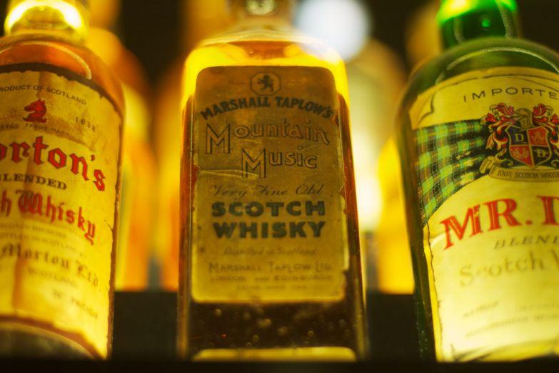 Настоящий шотландский виски