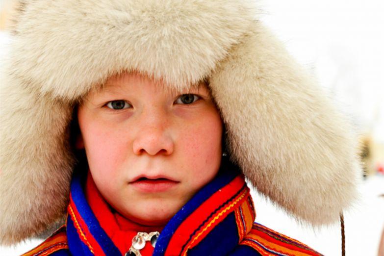 Мальчик из народа саами
