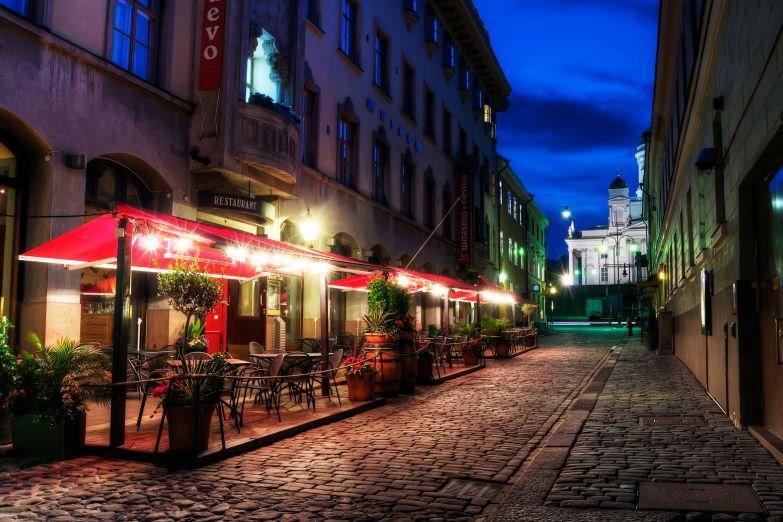 Исторический центр Хельсинки