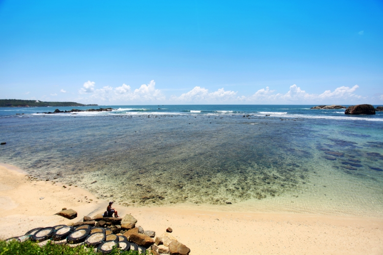 Пляжи Галле