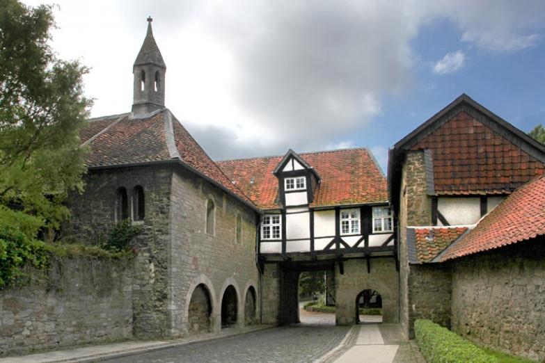 Замок Ridagshausen в Брауншвейге