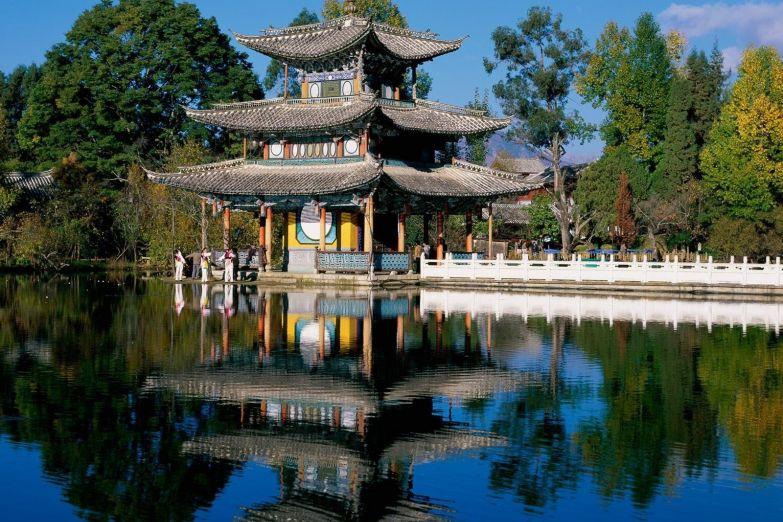 Пагода в Китае