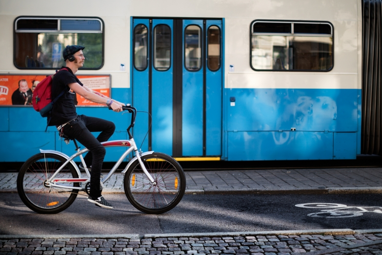 Велосипед – самый популярный транспорт
