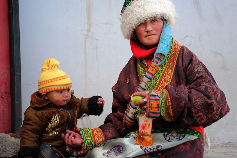 Тибетский малыш