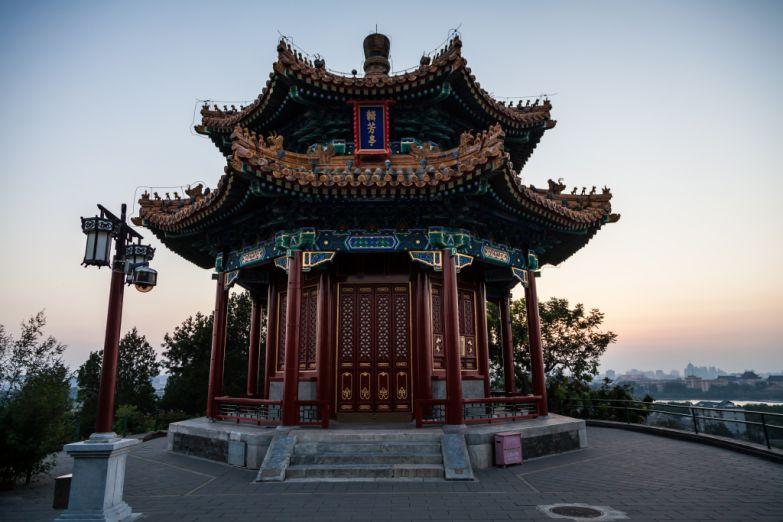 Традиционный храм