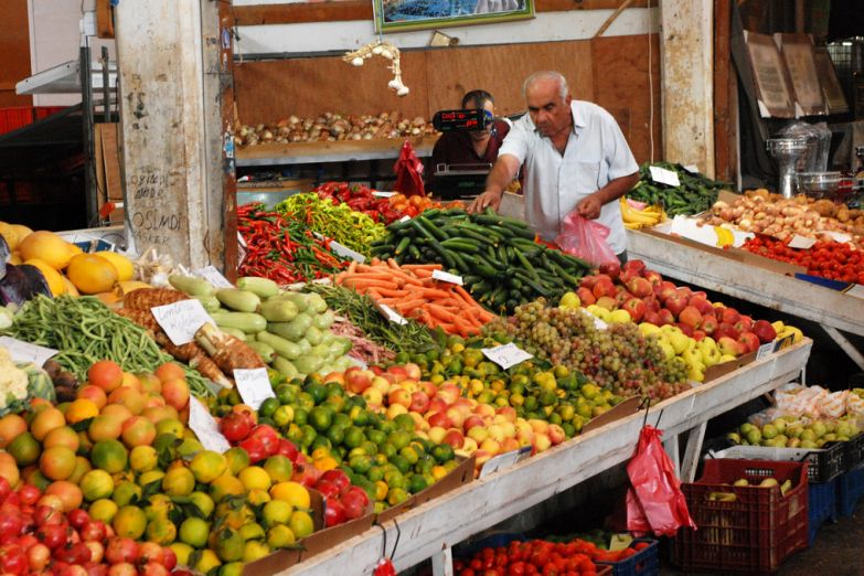 Овощной рынок