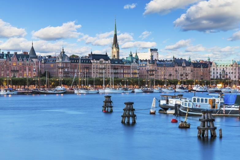 Стокгольм – город на островах