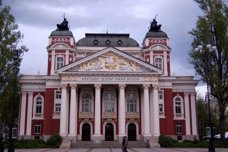 Театр Ивана Вазова в Софии