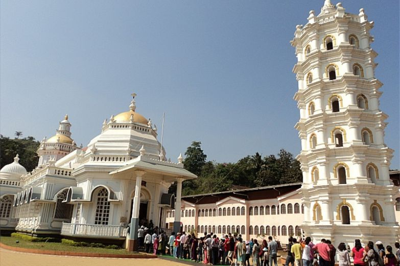 Храм Шри Мангеш