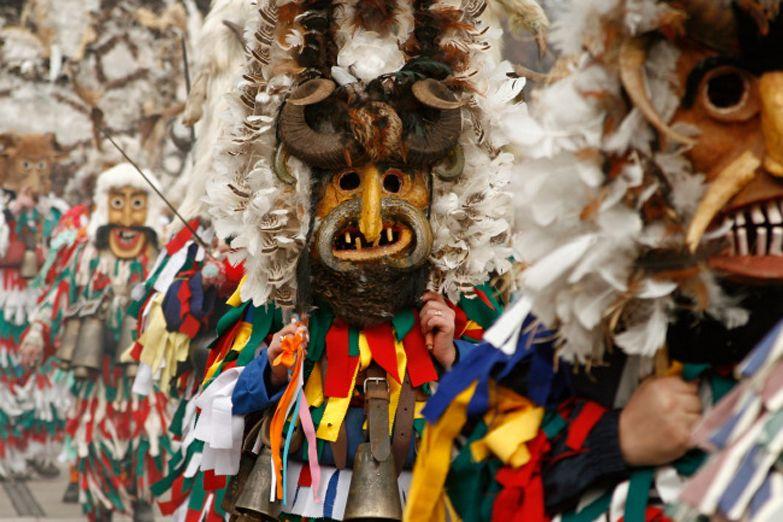 Фестиваль Сурва