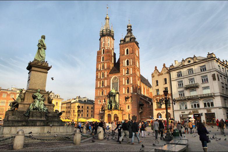 Краковская площадь
