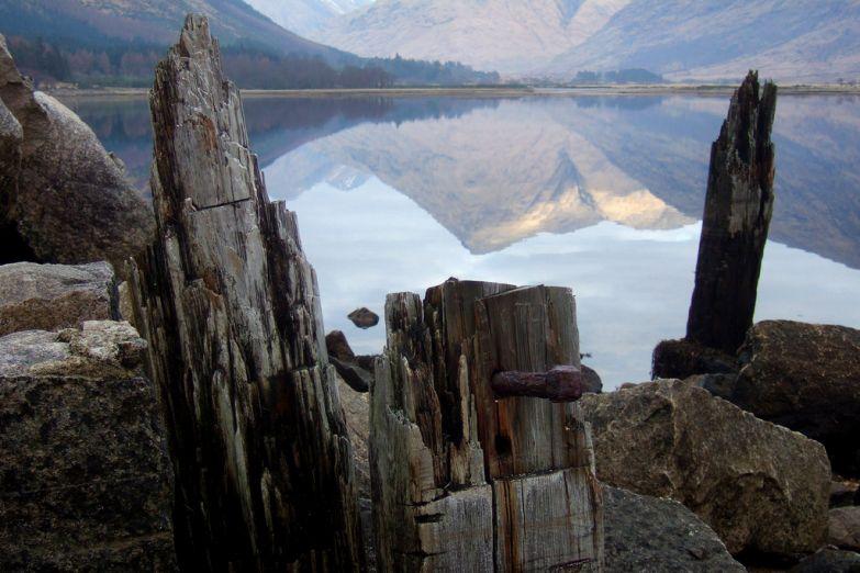 Озеро Лох Этив