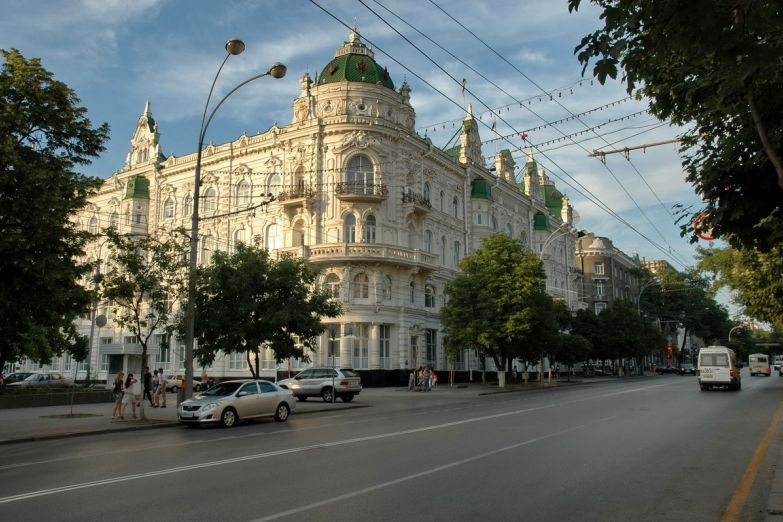 Мэрия в Ростове-на-Дону