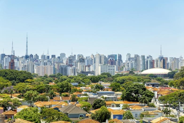 Сан-Паулу: пригороды и центр