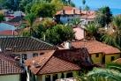 Вид на пригороды Анталии