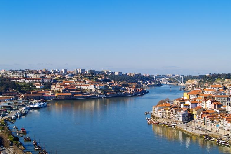 Два берега Порту