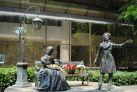 Памятник А. С. Пушкину в Подгорице
