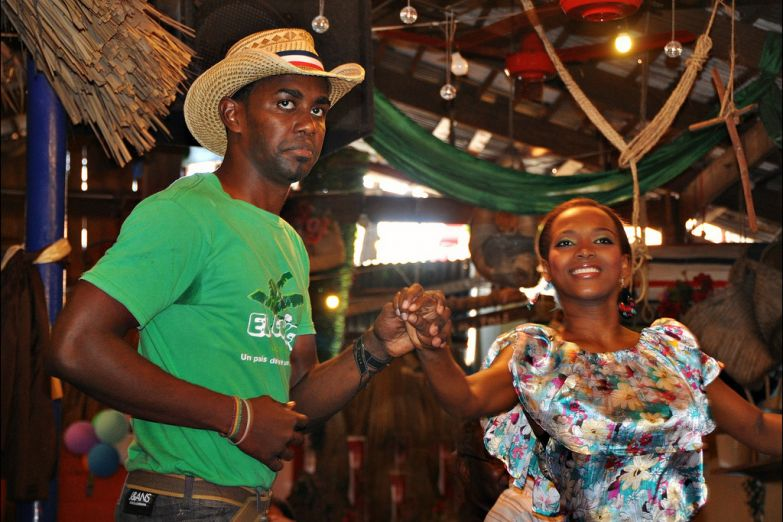 Меренге в Санто-Доминго
