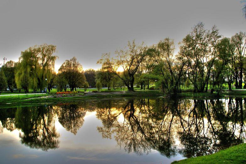 Природа Варшавы