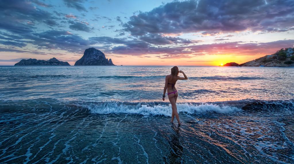 Как сделать красивое фото на море