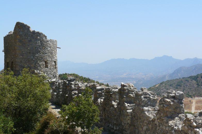 Горная крепость