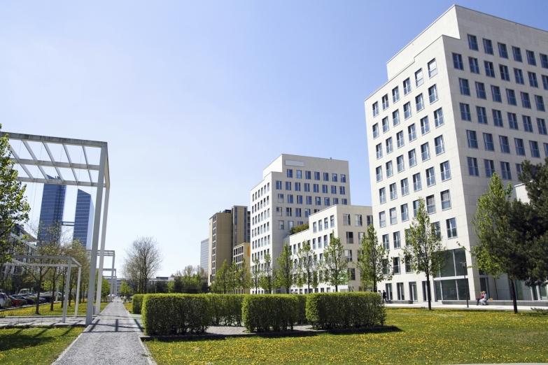 Современная архитектура Мюнхена
