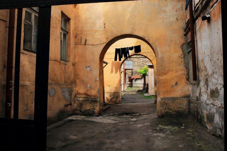 Старые дворики