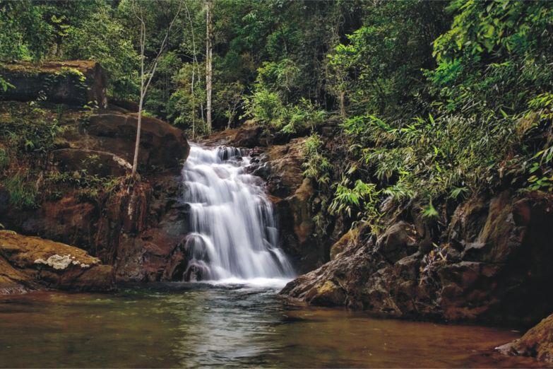 Водопад на Ко Чанге