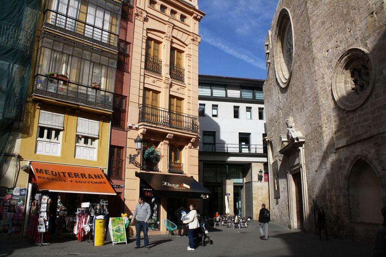 Центр Валенсии
