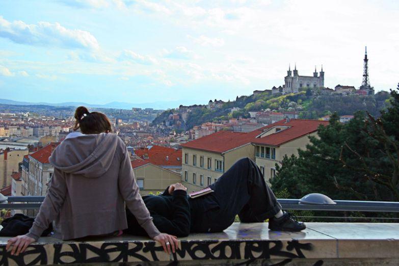 Лион - город романтиков