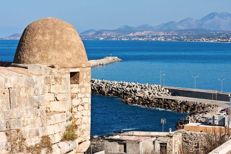 Вид с крепости Fortezza
