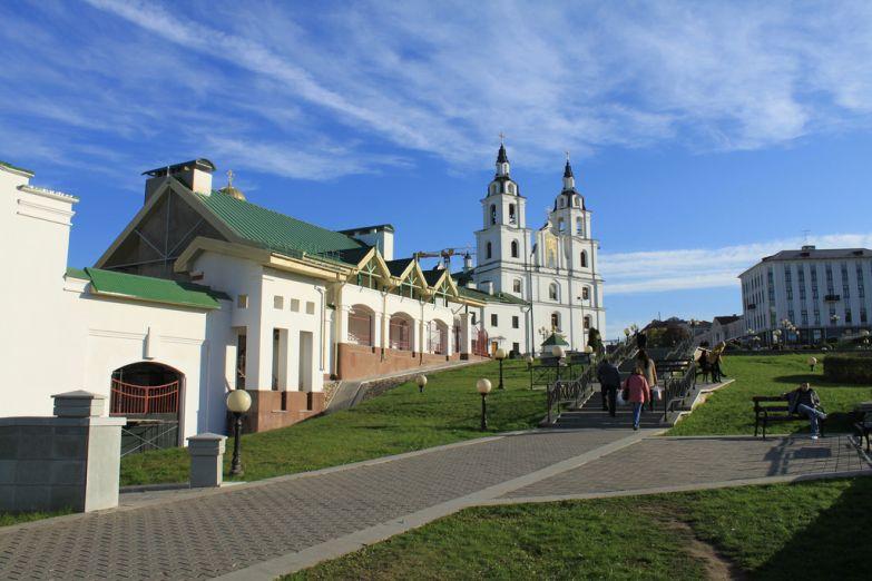 Храм в Минске