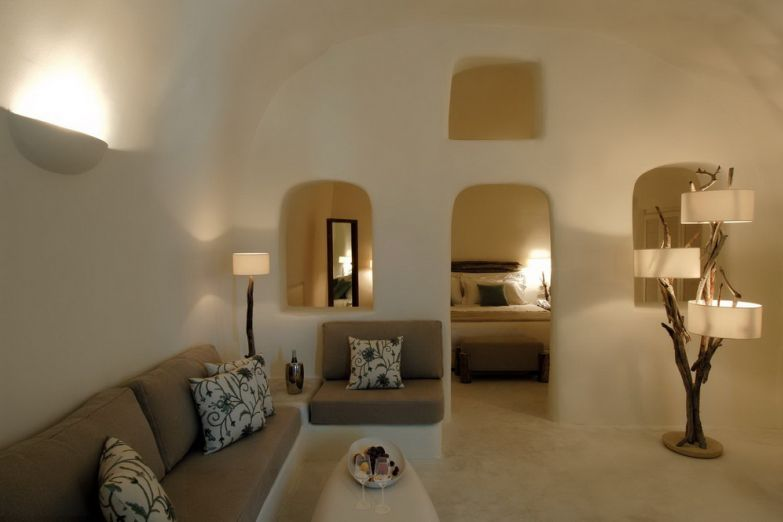 Отель на Санторини