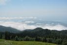 Горы в окрестностях Пицунды